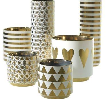 Accent Decor Heart Vase