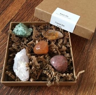 Good Chi Crystal Kit Love