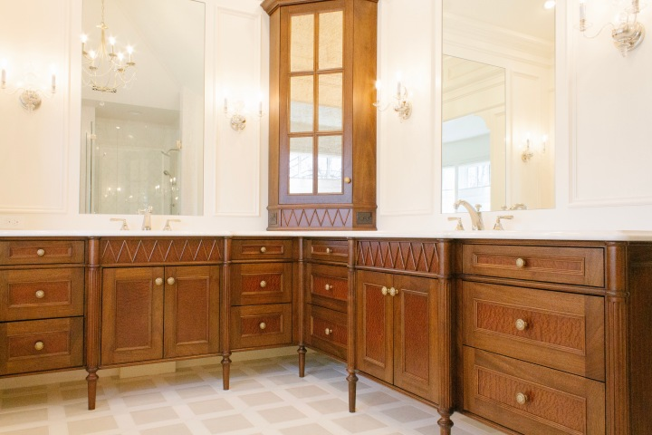 Traditional Master Bath Reveal